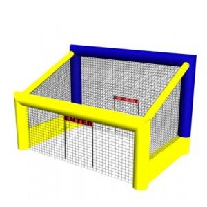 Smart Arena - 25' L x 15' H  staging/entrance panel