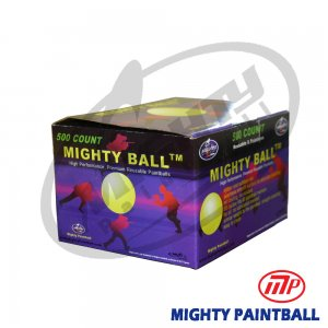 Mighty Ball 500 Round Retail Box