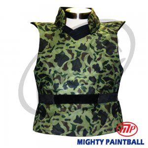 Camo Chest Protector
