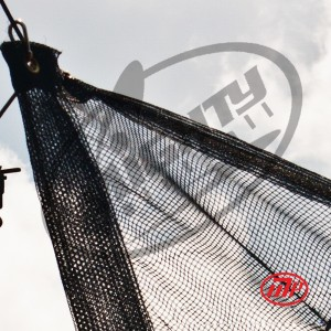 Paintball Netting - 8' x 100'  - outdoor use - hybrid netting