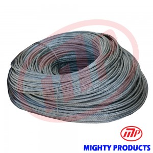 Netting Accessory - 300 M - Galvanized Steel Cable