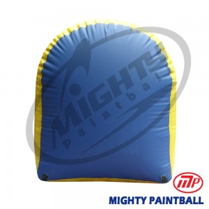 inflatable air bunker - tombstone - small