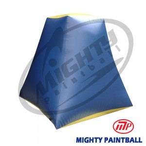 inflatable air bunker - temple - medium