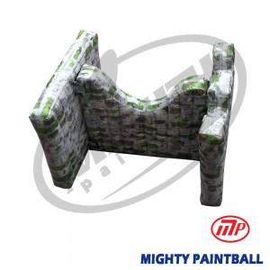 scenario bunker - Walls - H Shape