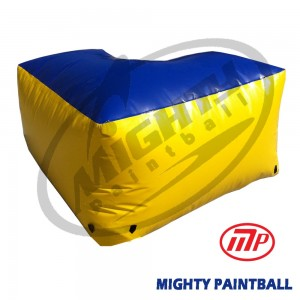 inflatable air bunker - Elbow - large
