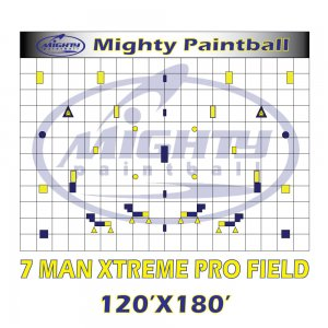 7 Man PRO Xtreme Package- 45 Smart-Bunkers